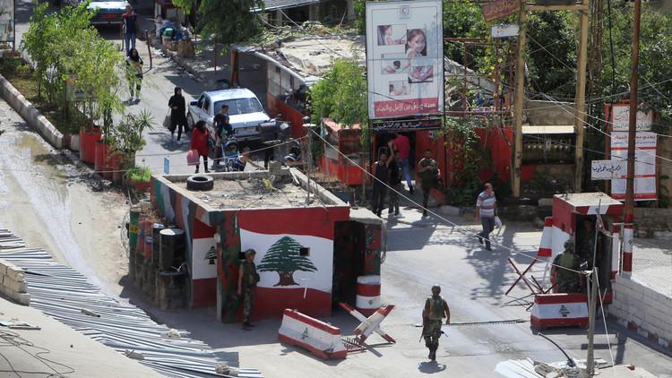 """تجدد الاشتباكات في عين الحلوة بعد مقتل قائد من """"فتح"""""""