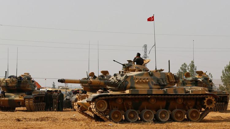 أنقرة: لا نساوم أحدا على وضع الأراضي السورية