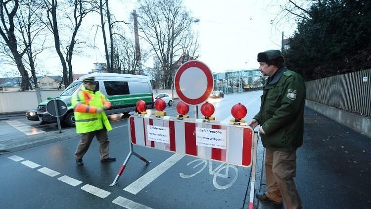 أكبر إخلاء للسكان في ألمانيا منذ الحرب العالمية الثانية