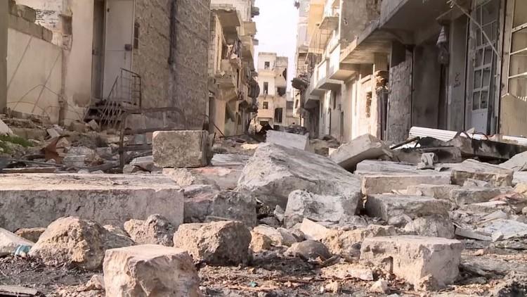 اشتباكات عنيفة بين الجيش السوري والمسلحين على عدة محاور في البلاد