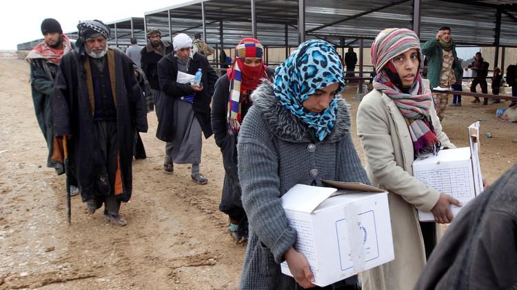 الأمطار تتسبب بمقتل 7 من داعش جنوب غربي كركوك