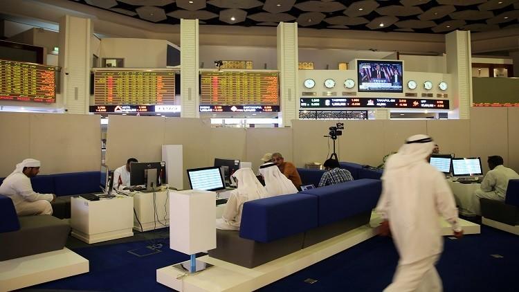 تباين مؤشرات البورصات العربية