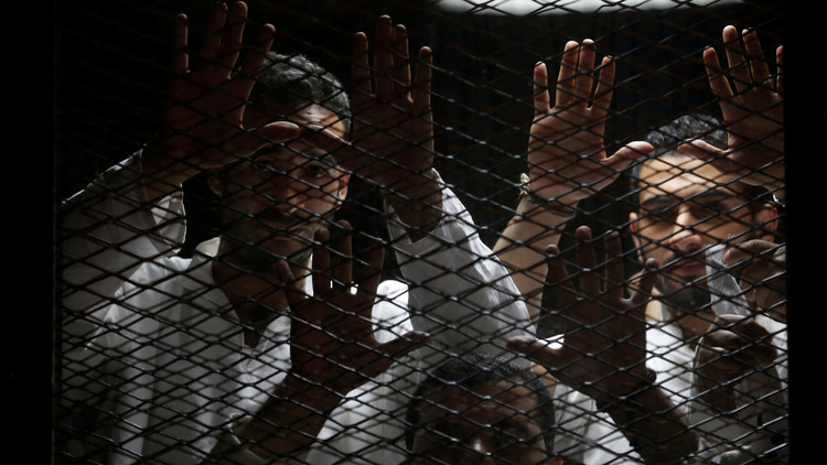 المؤبد لمصريين ضالعين في هجوم على فندق في الغردقة