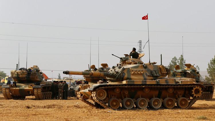 تركيا تنشر أسلحة إضافية على الحدود مع سوريا