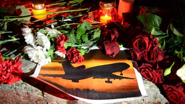 تعويضات لذوي ضحايا حادث تحطم الطائرة المنكوبة