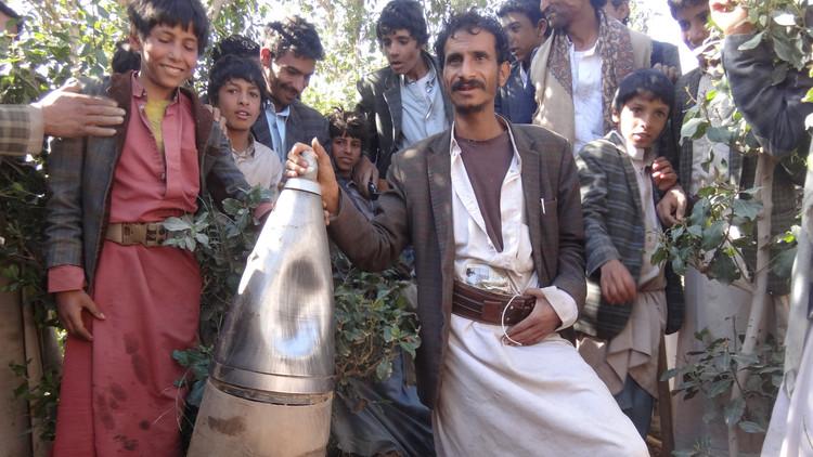 الذخائر العنقودية تطارد السعودية في اليمن!