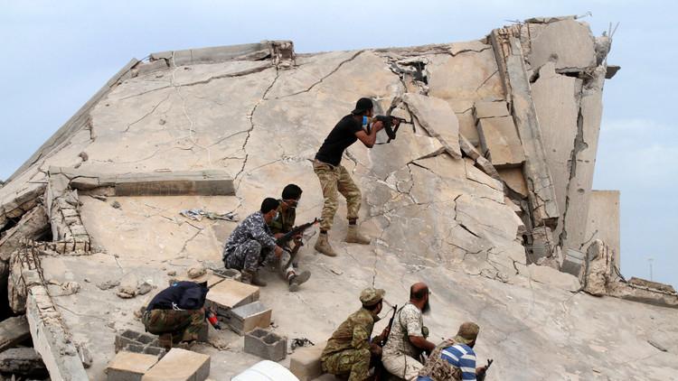 سرت - ليبيا