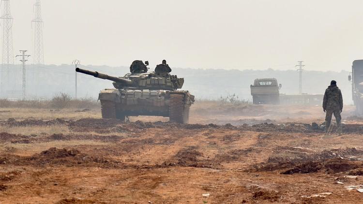 تجدد الاشتباكات بين الجيش السوري والمسلحين في أرياف دمشق وحلب وحماة وحمص وإدلب