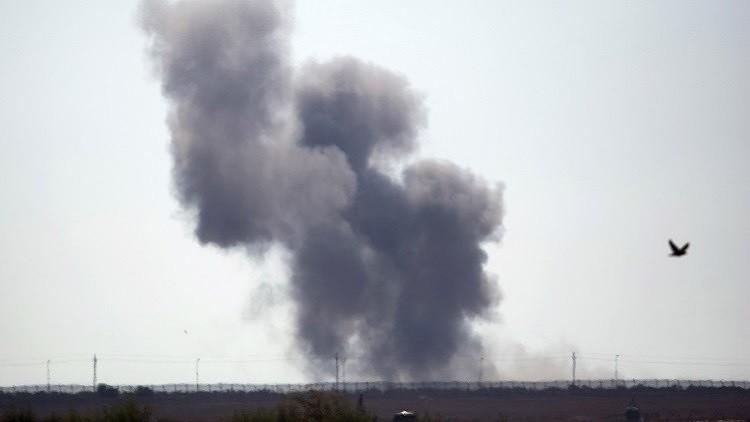 مقتل 15 مسلحا بغارات جوية شمال سيناء