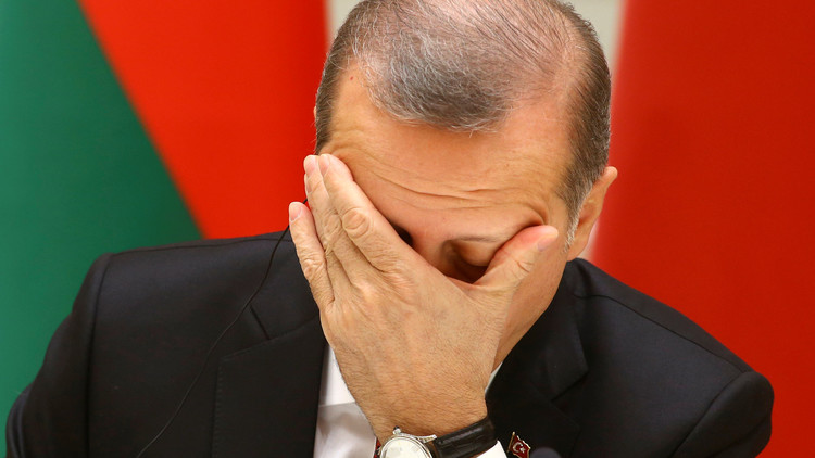 احتجاز مدير مطعم في تركيا بتهمة إهانة أردوغان