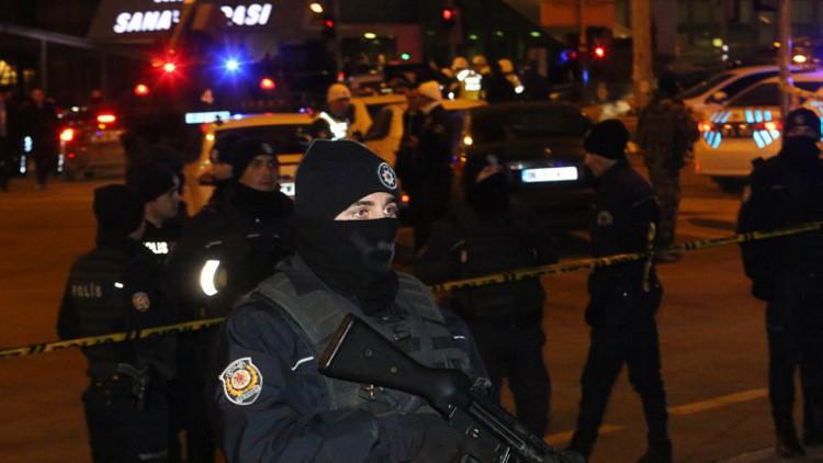 مجموعة التحقيق الروسية في اغتيال كارلوف تزور النيابة العامة في أنقرة
