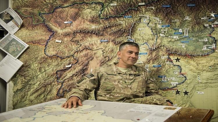قائد القوات الأمريكية في سوريا والعراق: هزيمة