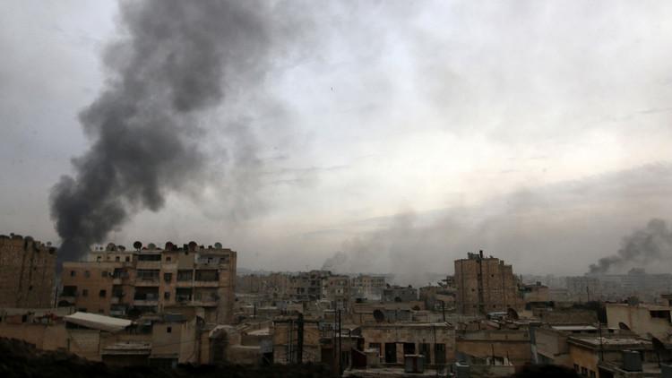 حميميم: رصد 28 عملية إطلاق نار من قبل المجموعات المسلحة في محافظات دمشق وحلب وحماة ودرعا