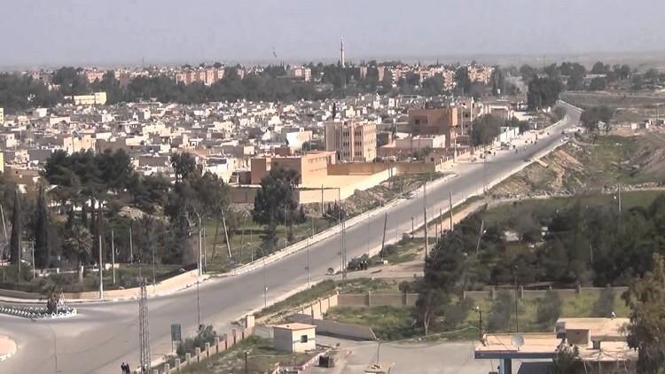 الكرد يستهدفون محطة سد الفرات الكهرومائية