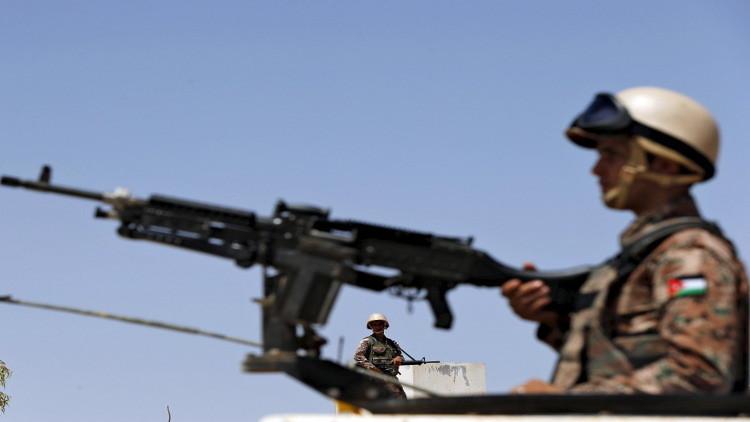 الجيش الأردني يقتل شخصين على الحدود مع سوريا