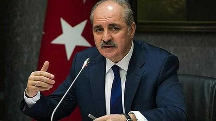 نعمان قورتولموش نائب رئيس الوزراء التركي
