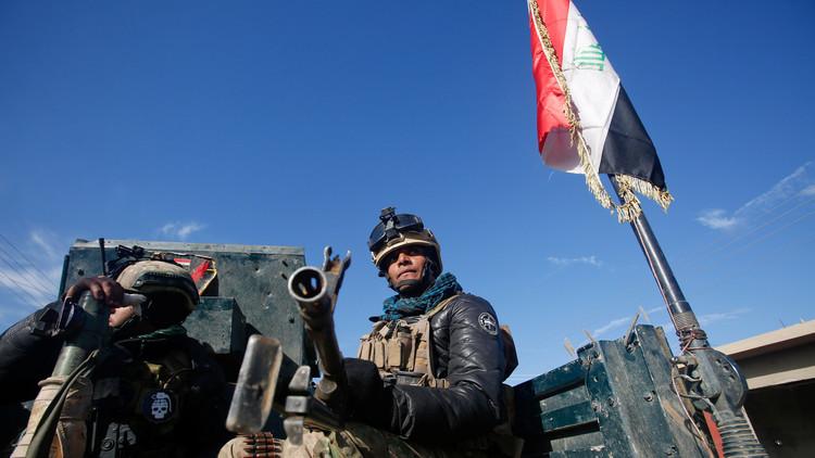 اعتقال مساعد البغدادي شرق الموصل