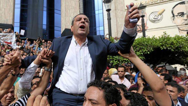 إقرار قانون الإعلام المصري الجديد المثير للجدل