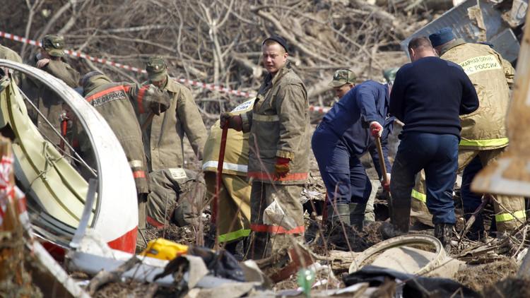 روسيا تسمح للمحققين البولنديين بزيارة حطام