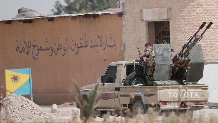 أنقرة تتهم واشنطن بتكثيف توريدات الأسلحة لأكراد سوريا