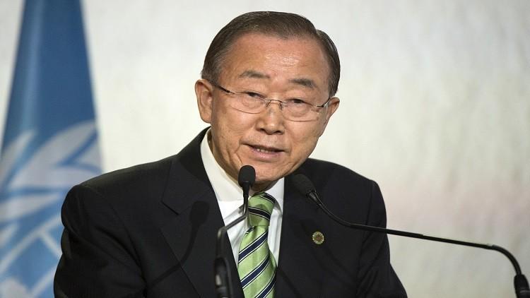 مسؤول كوري جنوبي: بان كي مون غير مؤهل ليكون رئيسا للبلاد