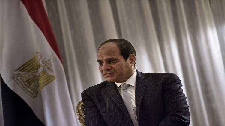 السيسي: الليبيون وحدهم فقط من يملكون حق تقرير مصيرهم