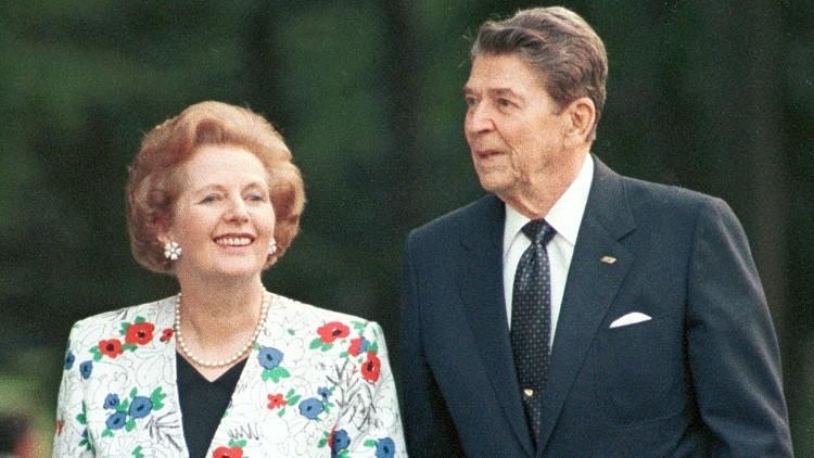 العالم على موعد مع عودة ريغان وتاتشر!