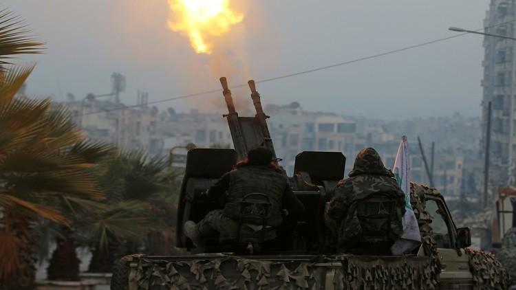 تواصل المواجهات عشية وقف شامل لإطلاق النار في سوريا
