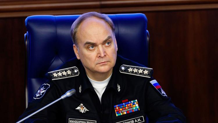 تعيين أناطولي أنطونوف نائبا لوزير الخارجية الروسي