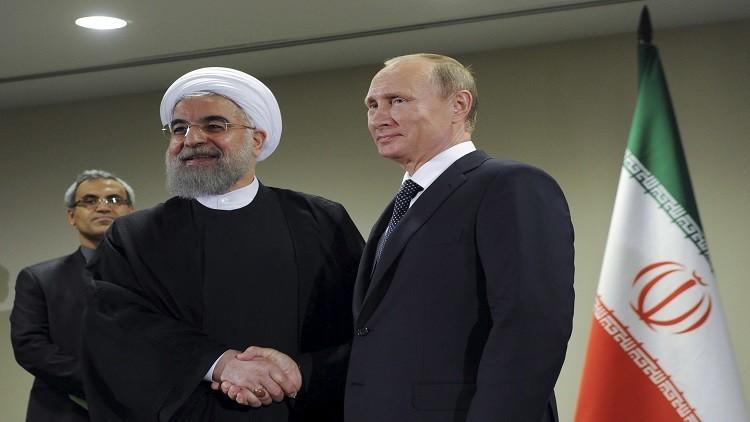 اتفاقية بين موسكو وطهران لحماية الاستثمارات