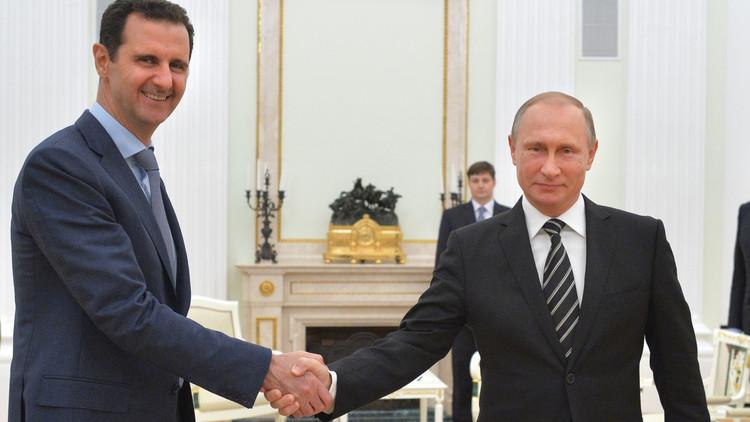 الأسد يؤكد استعداده للالتزام بالهدنة في سوريا