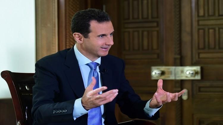 الأسد يهاجم السعودية وقطر وتركيا ويعرب عن تفاؤله بترامب