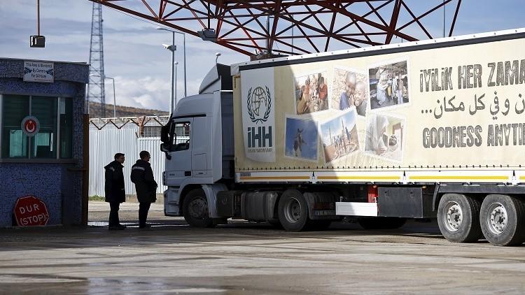 مسؤول تركي يتوقع ازدهار التجارة مع سوريا!