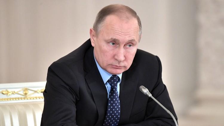 ماذا قال بوتين لترامب في رسالة التهنئة بمناسبة رأس السنة؟