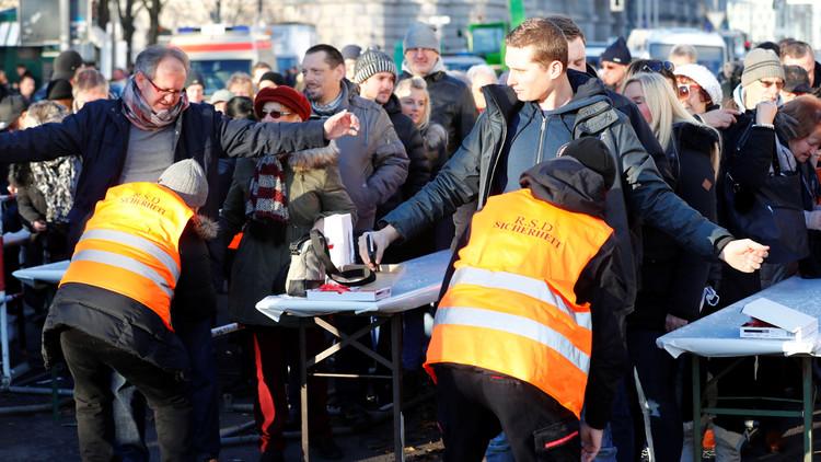 أوروبا تشدد إجراءات الأمن مع اقتراب عيد رأس السنة