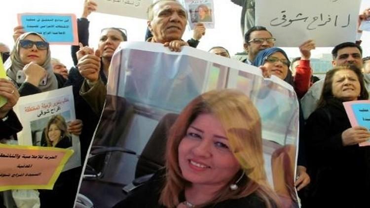إطلاق سراح صحفية عراقية اختطفها مسلحون لأكثر من أسبوع