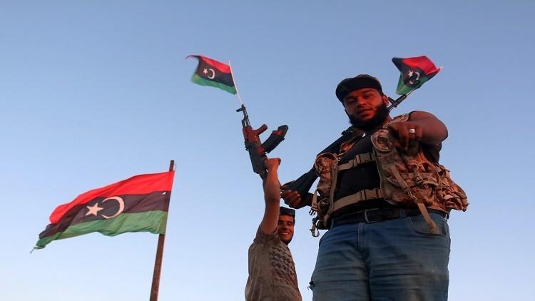 حكومة الوفاق تتكاتف مع المركزي الليبي في 2017