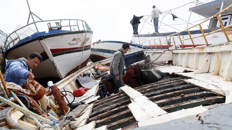 تكرار أزمات احتجاز البحارة هاجس جديد يؤرق الحكومة التونسية