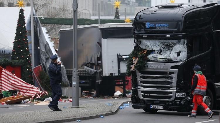 ألمانيا تبحث عن تونسي ثان على علاقة بهجوم برلين