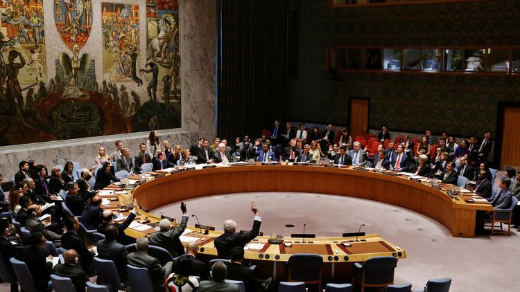 مجلس الأمن الدولي يصوت بالإجماع على مشروع القرار الروسي بشأن وقف إطلاق النار في سوريا
