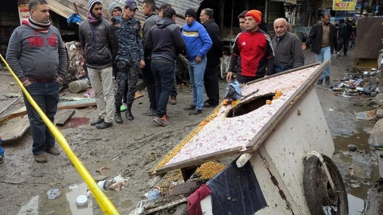 مقتل مدني وإصابة 4 آخرين بتفجيرات غربي بغداد