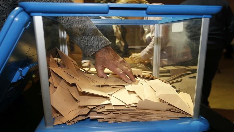 الانتخابات في فرنسا