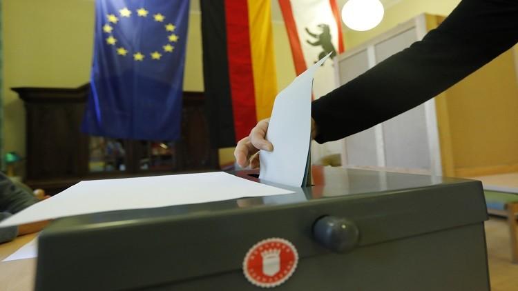 انتخابات تشريعية في ألمانيا