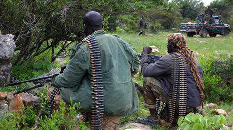 عناصر من القوات الحكومية الصومالية