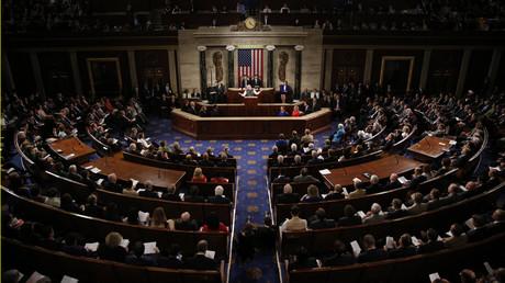 الكونغرس الأمريكي