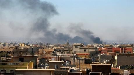 الموصل 6 ديسمبر 2016