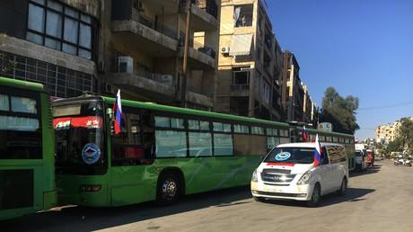 المعارضة ترفض مغادرة الجزء الشرقي من حلب