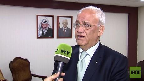 قرار فلسطيني بقبول أي جهد نحو السلام