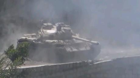 قوات هادي تستعيد السيطرة على مواقع بشبوة