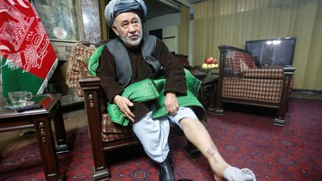أحمد أشكي حاكم ولاية جوزجان السابق